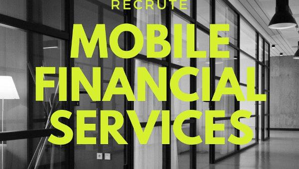 Chef de projet Mobile Financial Services Afrique et Moyen Orient