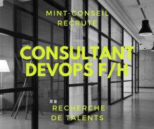 Recherche d'un consultant DevOps Linux